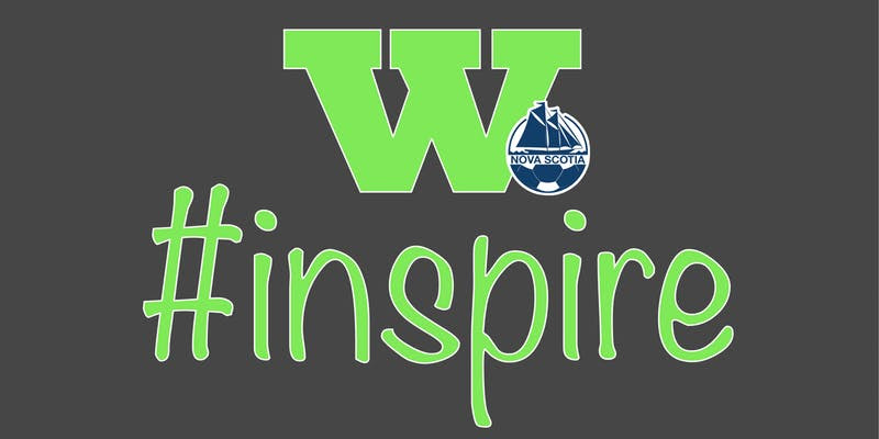 Soccer Nova Scotia & United DFC Present 'W-inspire' (Women in Soccer Conference)